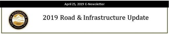 2019 Road & Infrastructure Program