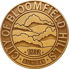 City of Bloomfield Hills Seal