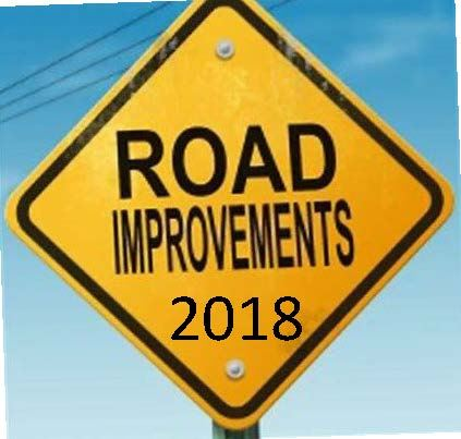 ROAD IMPROVEMENTS  2018